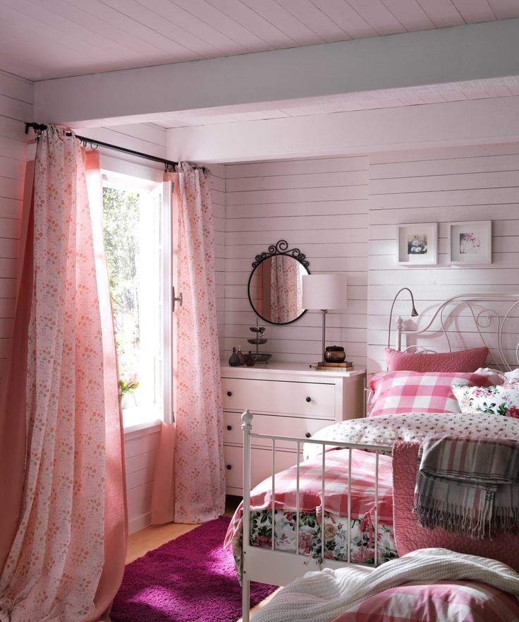 Ikea Osterreich Inspiration Schlafzimmer Rosa Landhausstil