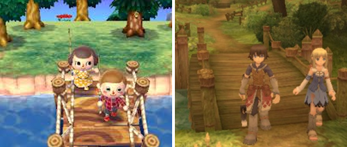Animal Crossing vs. Rune Factory