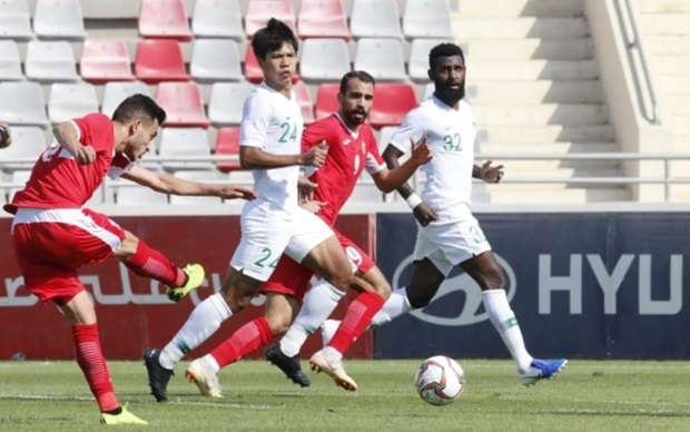 Timnas Indonesia vs Yordania di Laga Uji Coba FIFA