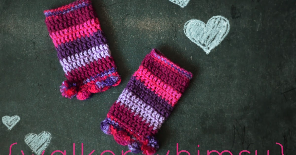Baby legwarmers are genius. They're cute, too, of course but seriously brilliant. I call these