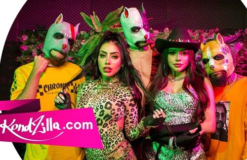 Metralha De Raba | MC Mirella & Taina Costa & Mad Dogz Lyrics