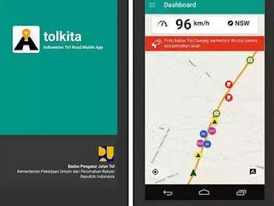 Inilah Aplikasi untuk Pantau Kondisi Jalan Tol di Indonesia