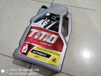 Harga Dan Fisik : ATF Fluid WS Toyota