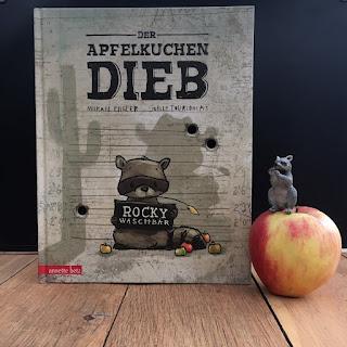 """Bilderbuch: """"Der Apfelkuchendieb"""" von Michael Engler, illustriert von Joëlle Tourlonias, erschienen im Verlag annette betz (Ueberreuter Verlag)"""