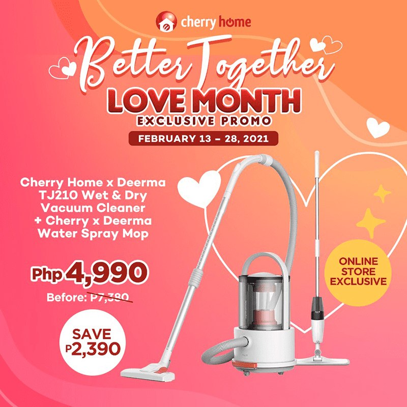 Cherry Home announces Better Together Promo, avail bundles for less
