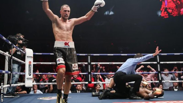 Sergey Kovalev Stops Anthony Yarde To Retain WBO Title