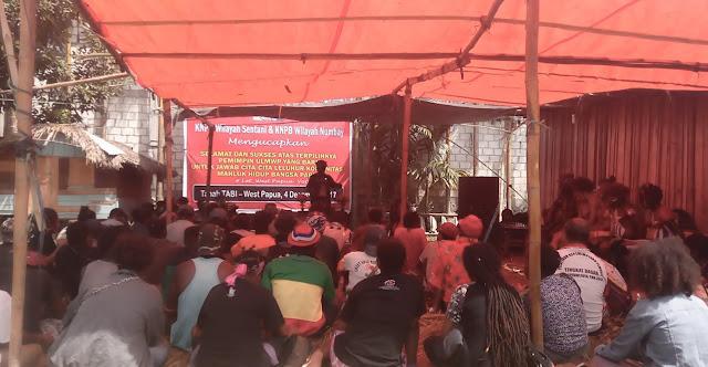 """Bazoka Logo: Saat ini Perjuangan Papua Merdeka """"telah Jelas"""", Kecuali Indonesia"""