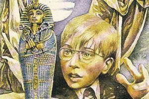 The Curse of the Blue Figurine (1987, UK)