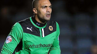 Sport: NFF offers Carl Ikeme Super Eagles role