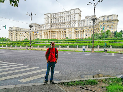 رحلتي إلى بلاد الأساطير رومانيا Life Experience