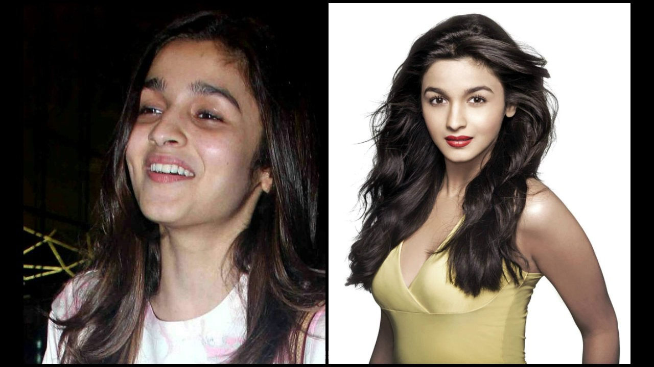 30 shocking pictures of bollywood actresses without makeup - welcome