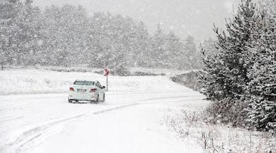 Karlı Havalarda Sürücülerin Dikkat Etmesi Gerekenler