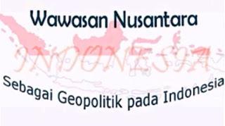 Tujuan Wawasan Nusantara Berdasarkan Hakikat, Asas, Kedudukan dan Fungsinya