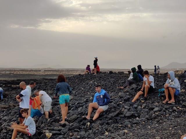 Fuerteventura.- Jareas frescas para las Fiestas del Buen Viaje en El Cotillo 2019