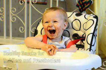 Healthy Snacks for Toddlers and Preschoolers to Make at Home