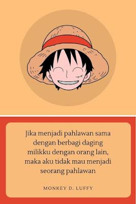 Luffy mugiwara