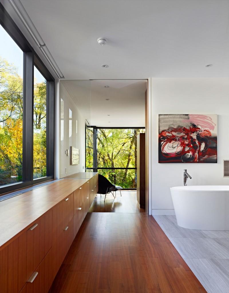 Cedarvale Ravine House Designed By Drew Mandel Architects: Bridoor S.L: Mayo 2013