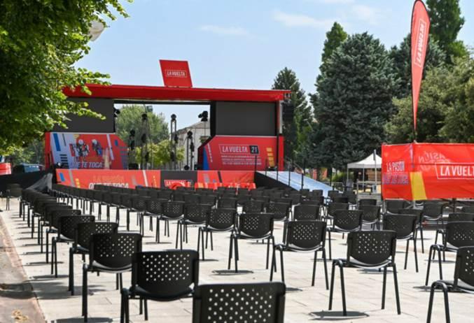 Queda un día para que comience la Vuelta a España