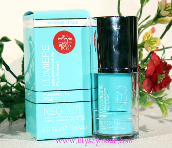 Neocutis Lumiere Bio-restorative Eye Cream Review