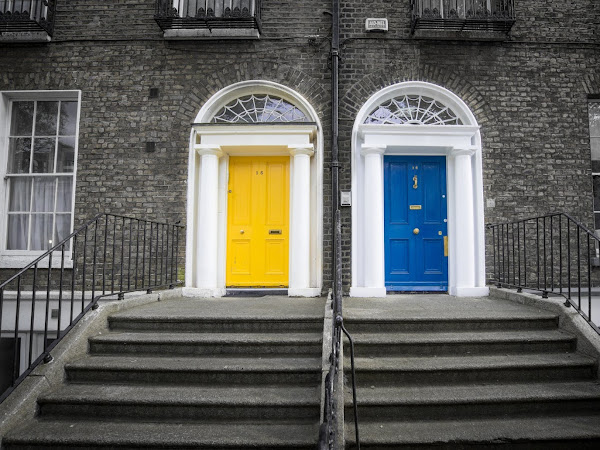 What Does Your Front Door Say About You?