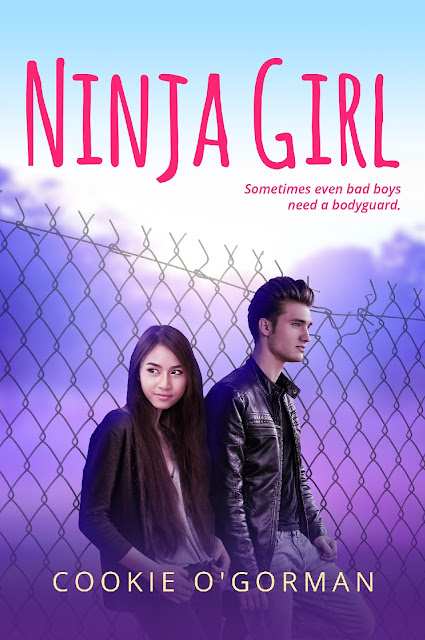 Cover Reveal - Ninja Girl