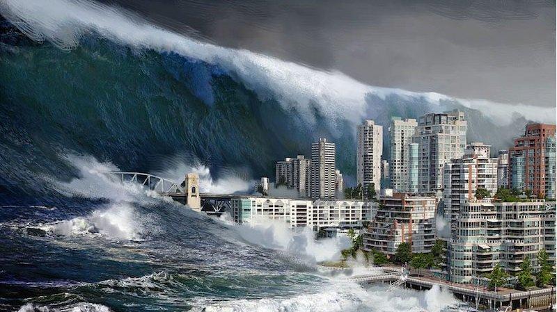 Nhà ngoại cảm dự báo về một thảm họa sóng thần chết chóc vào trước ngày cuối cùng của năm 2017