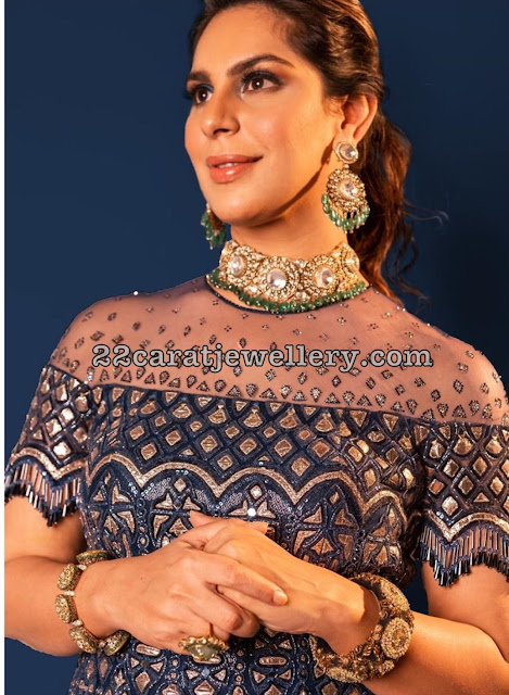 Upasana Kamineni at Anam Mirza Wedding