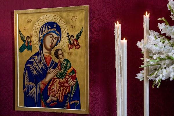 Suspendida la procesión del Sagrado Icono de Ntra. Sra. del Perpetuo Socorro de Jerez