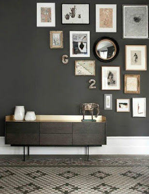 gallery wall living room ideas