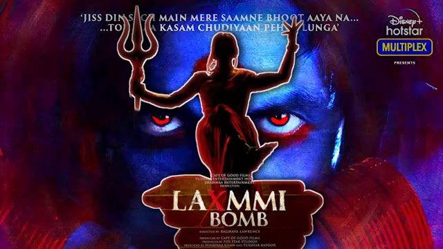 Laxmmi Bomb Movie Download In Full HD 720P By Filmyzilla And Filmywap Sites.