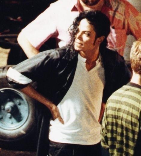 Michael Jackson Rare Pictures