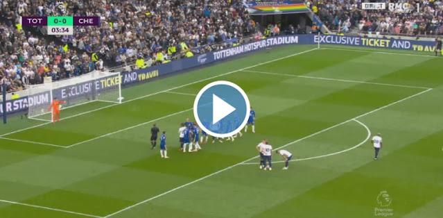 Tottenham vs Chelsea Live Score