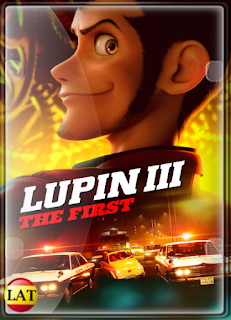 Lupin III: The First (2019) DVDRIP LATINO