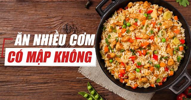 an nhieu com co map khong