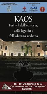 Kaos Festival dell'editoria