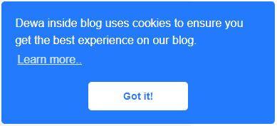 Cara Memasang Notifikasi Cookie di Blog
