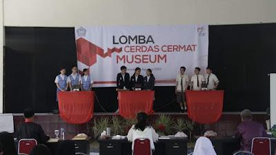 Dinas Kebudayaan Sulut Gelar Lomba Cerdas Cermat Museum