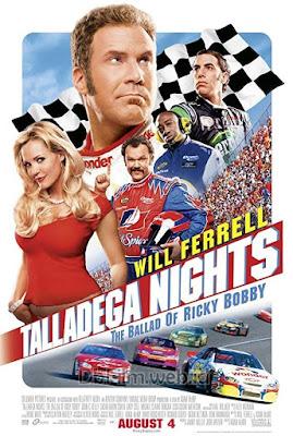 Sinopsis film Talladega Nights: The Ballad of Ricky Bobby (2006)