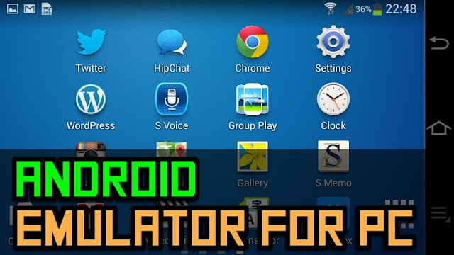 Android-Emulator-for-windows