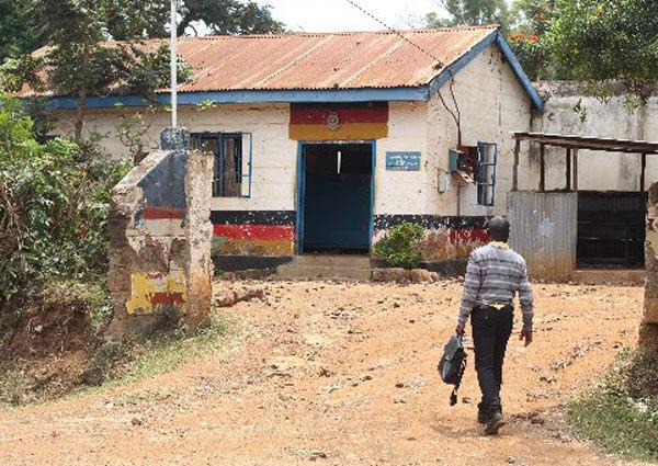 Sheryl Awino, 19, Form Three student boyfriend at Ugunja Police