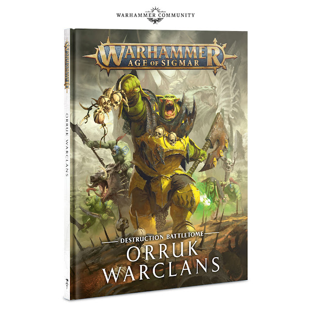 Battletome Orruk Warclans