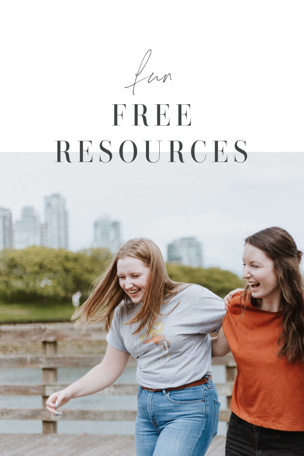 FUN FREE RESOURCES IN YOUR TOWN
