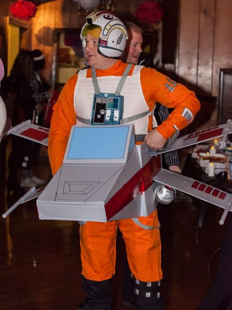 Star Wars Funny Costume