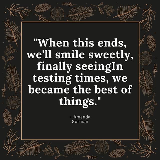 10 Best Quotes From Amanda Gorman