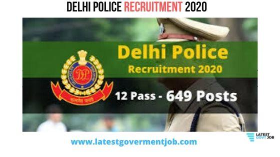delhi-police-constable-recruitment-2020, delhi-consatable-admit-card,