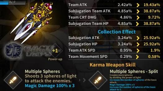 Lucid Adventure: Idle RPG - Light Karma Weapons 2