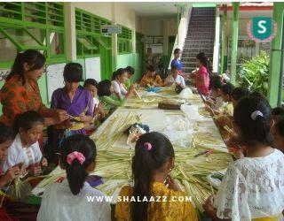 Perguruan Rakyat Saraswati Oleh I Wayan Budiartawan