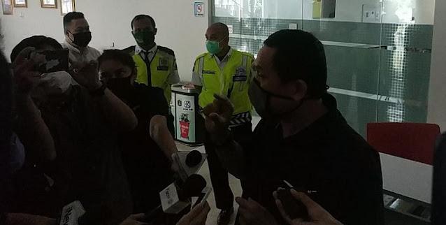 Mengaku Salah Ngamuk Di Kantor Disdik, Orang Tua Murid Minta Maaf