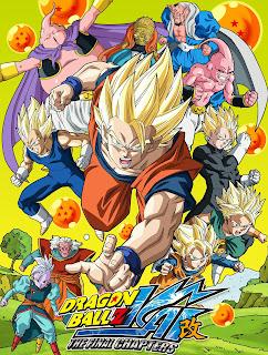 Dragon Ball Z Kai: The Final Chapters Latino
