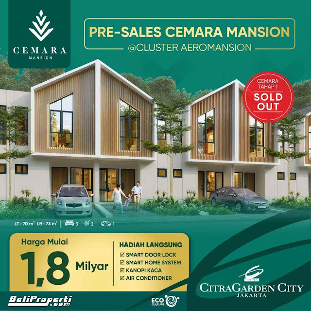 launching cemara mansion citra 8